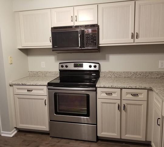 Refaced Condo Kitchen